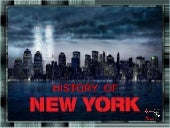History of New York