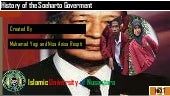 History of the Soeharto Government ...