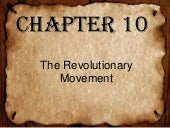 THE REVOLUTIONARY MOVEMENT (PROPAGA...
