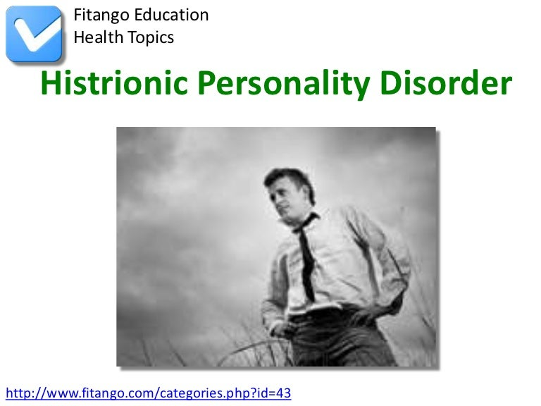 schizotypal personality disorder   Personality Disorders