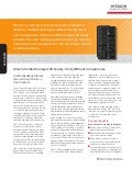 Hitachi Unified Storage 100 Family: Unify Without Compromise -- Datasheet