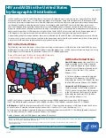 Global Medical Cures™ | HIV and AIDS in USA  (by State)