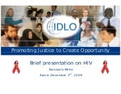 Hiv And Health Law Presentation, De...