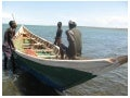 HIV+ fishermen work Lake Turkana in Kenya