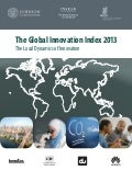 Hong Kong's Profile in The Global Innovation Index 2013