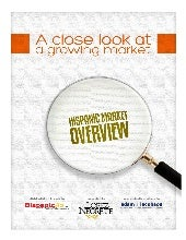 Hispanic Market Overview 2012