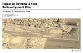 Hoboken Terminal And Railyard Redev...
