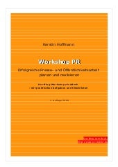 eBook Workshop PR