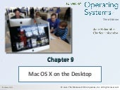 Survey of Operating Systems Ch 09