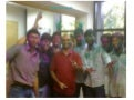 Holi Celebrations At Slideshare Office