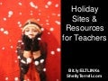 Holiday Lesson Ideas & Resources