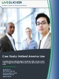 Holland America Video Email Case Study