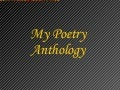 Holly-Rose\'s Poetry Anthology