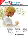Homeschool magazine newest issue