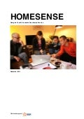 Homesense Final Report