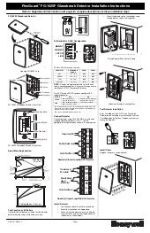 Honeywell fg730-install-guide