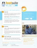HootSuite in the Hospital -- Twittering a Surgery Case Study