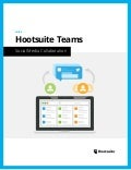 HootSuite Social Media Coach Teams Guide