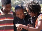 NMC Horizon Report > 2012 K-12 Edit...