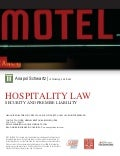 Hospitality Law - Security and Premises Liability