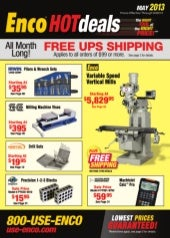 Hotdeals may 2013
