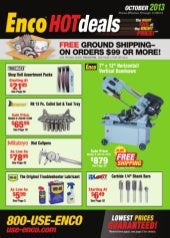 Hotdeals Catalog October 2013