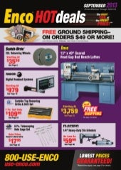 Hotdeals September 2013