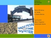 Water Efficiency for Hotels in Sant...