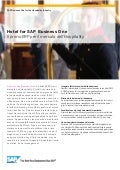 HOTEL 4 SAP Business One