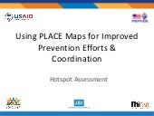 Hotspot assessment for local AIDS control efforts--PLACE maps in the Dominican Republic