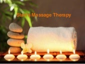 Hot Stone Massage, Deep Tissue Massage