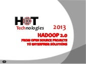 Hot Technologies of 2013: Hadoop 2.0