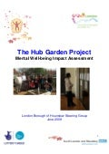 The Hub Garden Project: Mental Well-being Impact Assessment