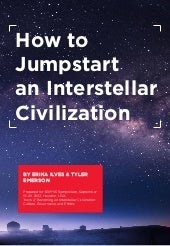 How to Jumpstart an Interstellar Ci...
