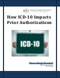 How ICD-10 Impacts Prior Authorization