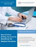 How Online Billing Service Is Beneficial for Medical Practices
