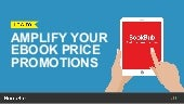 How to Amplify Your Ebook Price Promotion
