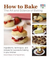 How to Bake Book: The Art and Scien...