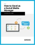 How To Be A Social Media Manager And Excel At It