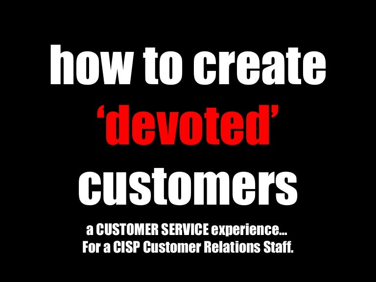 How to-create-devoted-customers