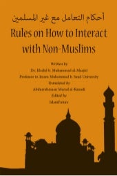 Rules on How to Interact with Non-M...