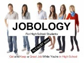 JOBOLOGY for High School Students