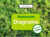 How to make Awesome Diagrams for your slides