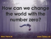 How can we change the world with nu...