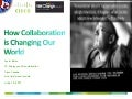 How Collaboration Can Change the World