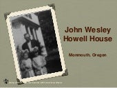 Howell House Presentation