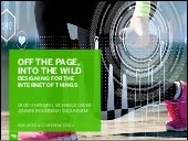 Off the Page Into the Wild: Designing For the Internet of Things