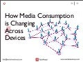 How Media Consumption is Changing Across Devices