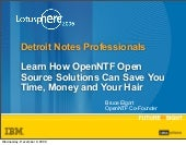 How OpenNTF Open Source Solutions C...