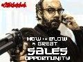 How to Blow a Great Sales Opportunity